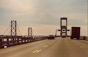 William Preston Lane Memorial-Chesapeake Bay Bridge (US 50