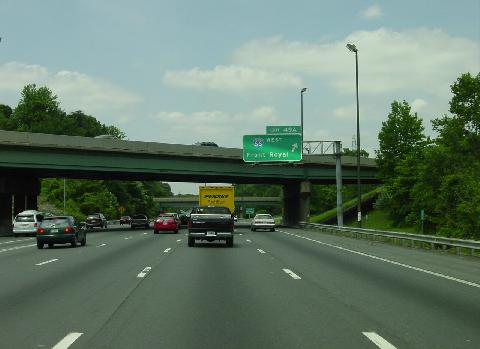 Capital Beltway (I-495 and I-95)
